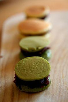 Japanese sweets / dora-yaki