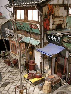 Created by master miniature artist 'Ryu Seung Ho', south korea.