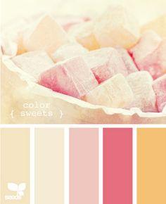yummy creamy sorbet palette