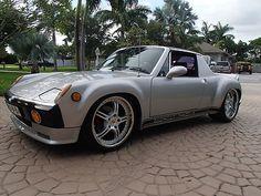 Porsche : 914 Targa top on eBay!
