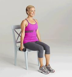 4 Toning Moves You Can Do With A Chair https://www.prevention.com/fitness/fit-10-total-body-chair-exercises?cid=soc_Prevention%2520Magazine%2520-%2520preventionmagazine_FBPAGE_Prevention__