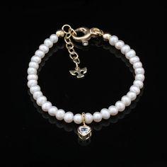 15 Pearl Bracelet Design Samples You Will Love | Bracelet designs ...
