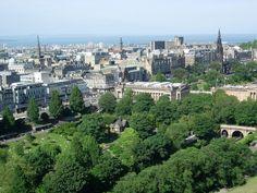 Edimbourg, Royaume-Uni - Une nuit d'hôtel offerte - Bon plan voyage de Belvedair à partir de 36€