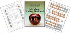 Elementary Money Unit (download) @ http://www.christianhomeschoolhub.spruz.com/math.htm #homeschool #math #classroom #edu #teach
