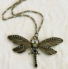 I just bought this on ebay. I love dragonflies.