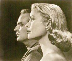 Grace Kelly y Rainiero III, príncipe de Mónaco
