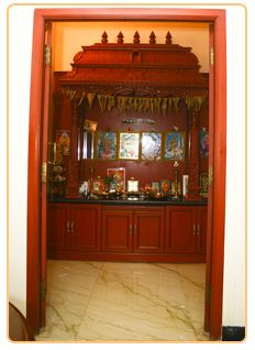 1000 images about home decor that i love on pinterest puja room idol and prayer room - Pooja room door designs in kerala ...