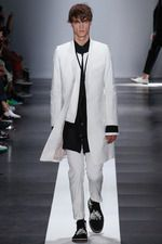Ann Demeulemeester Spring 2015 Menswear Collection on Style.com: Complete Collection