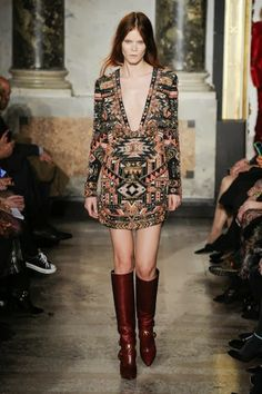 Emilio Pucci @ Milan Fashion Week winter 2014-15 -video