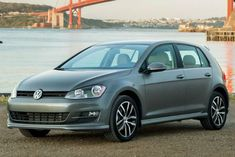 2015 Volkswagen Golf TSI SE