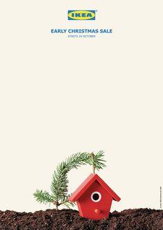 Read more: https://www.luerzersarchive.com/en/magazine/print-detail/ikea-57204.html IKEA Early Christmas sale. Starts 19 October. Tags: TBWA, Lisbon,Sergio Rosario,Hellington Vieira,Julliano Bertoldi,IKEA,Pedro Filipe,Leandro Alvarez