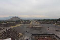 Título de la obra: Teotihuacan  Autor: Serrano García Javier Joel Tiempo de exposicion: 1/200 ISO:100 Fecha de realización: 23 de Diciembre de 2015