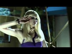 Extremely Creepy PURE MK-ULTRA Versace commercial from 2011