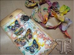 12 tags of 2014 – june… | Tim Holtz