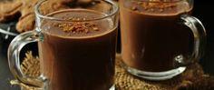 Domaći Kuhar - Deserti i Slana jela: Topla kapućinolada Dessert Cups, Beverages, Drinks, Chocolate Flavors, Food Art, Nutella, Smoothie, Mason Jars, Pudding