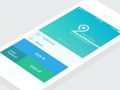 Login Screen Student App by Yasser Achachi Mobile Login, Mobile App, Login Design, App Design, Boost Creativity, Splash Screen, Mobile Ui Design, Ui Design Inspiration, User Interface Design