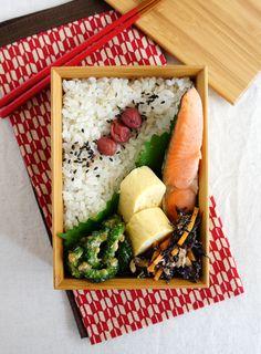 Sake Bento 鮭弁当