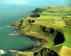 "360 degree ""Virtual Visit"" of Giant's Causeway - Bushmills, County Antrim, Northern Ireland"