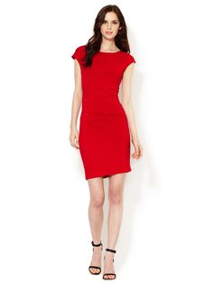 Chloe Embroidered Jersey Dress by Catherine Malandrino at Gilt