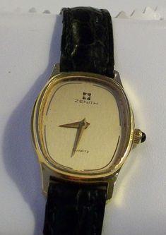 Catawiki online auction house: Zenith – Ladies wristwatch – 1970/80s