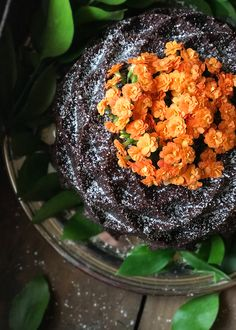 Does one really need a reason to make cake? Well, Easter is upon us and I  love a chocolate cake.I especially love the look of bundt cakes. There are  so many options and they make for such beautiful presentation. I used the  Nordic Ware Jubilee Bundt Pan , but there are so many others to choose