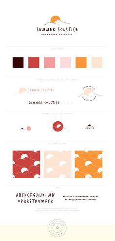 Celestial Brand Design Kit ~ Luna - Logos - 20