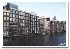 Amsterdam | Total Visits 37 | G-ROM creation
