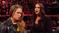 WATCH: The Miz says Ronda Rousey shouldn't be messing with Triple H and Stephanie McMahon