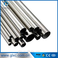 ERW Welding Line Type and ASTM,JIS Standard Stainless Steel Pipe TP304 TP316L