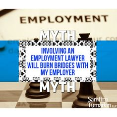 Don't let this irrational fear deter you from seeking your maximum entitlements following termination. Read more about employment law and employee rights at www.stlawyers.ca