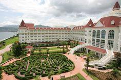 Hongkong Disneyland Hotel - @Mylvie Bautista Bautista Bautista Bautista Alexis this is where we're staying