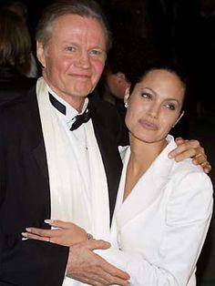 Angelina Jolie, John Voigh
