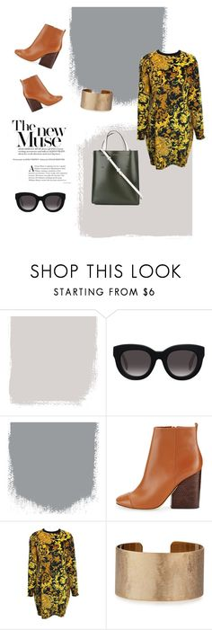 """""""⚜️⚜️"""" by katebolamx ❤ liked on Polyvore featuring Muse, Tory Burch, Versace, Panacea and Marni"""