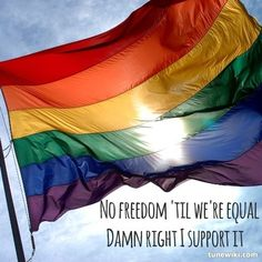 "Gay rights, human rights. Macklemore ""Same Love - feat. Mary Lambert"" by Macklemore & Ryan Lewis George Michael, Gay Pride, Pride Flag, Texas Pride, Nebraska, Mary Lambert, Lgbt News, Lgbt Rights, Human Rights"