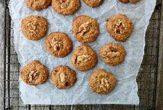 Nøttekjeks Muffin, Snacks, Breakfast, Food, Morning Coffee, Appetizers, Essen, Muffins, Meals