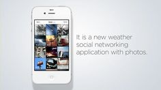 TakeWeather.com  It is a new weather-social networking application with photos.