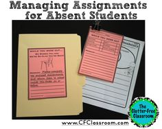 How can students manage unavoidable absence from class?