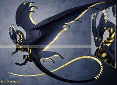 Egyptian Dragon Design (adopt)- Auction CLOSED by Kamakru on DeviantArt