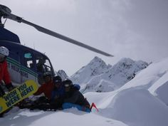 The base of that snowboard says it all!  Recent Conditions updated 17th April 2012 | Bella Coola Heli Sports