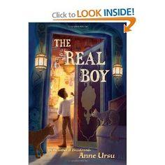 The Real Boy: Anne Ursu, Erin McGuire: 9780062015075: Amazon.com: Books