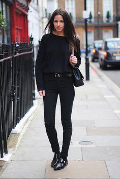 Inspiração do dia: Zina - Fashion Vibe