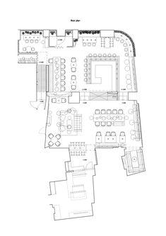 italian restaurant floor plan. Gallery of Gran Fierro  Formafatal 17 Giovanni Italian Restaurant Floor Plan case study Pinterest