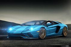 Lamborghini nhận đặt hàng mẫu Aventador S Roadster tại Việt Nam