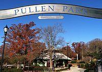 Pullen Park = great Raleigh park