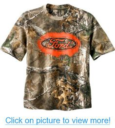 Legendary Whitetails Trucked Up Ford Camo S/S Tee