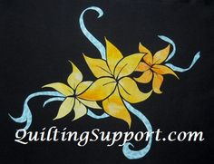 Flower Applique Patterns