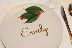 acrylic wedding place card idea are the perfect finishing touch to your table.  The place names could also be used for a birthday party, Christmas or a dinner party. These place cards are laser cut.  Place it in the plate or dish of the table, or any place you love, it would take the place of a normal place card to show your guest where to sit. After the dinner, the guest could take it home as a gift. Its a wonderful new idea and the price is also affordable. We can produce the names in...
