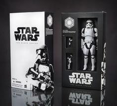 Black Series First Order Stormtrooper figure