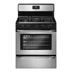 30 in. 4.2 cu. ft. Gas Range in Stainless Steel-FFGF3049LS at The Home Depot  $629. free delivery