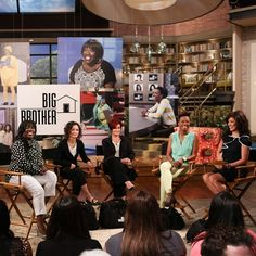 East Coast #TheTalk is LIVE! Except the unexpected as the hosts go inside #BB15 house NOW!